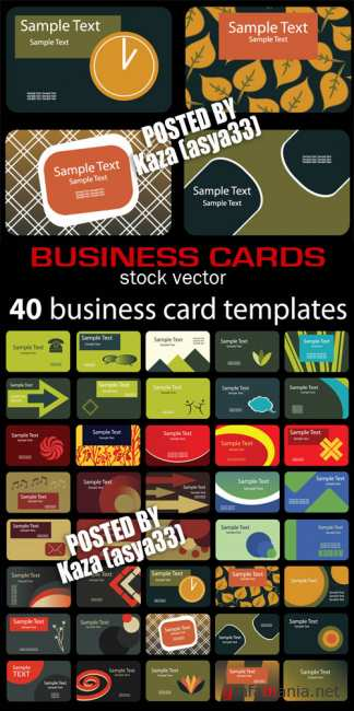 Business cards 21