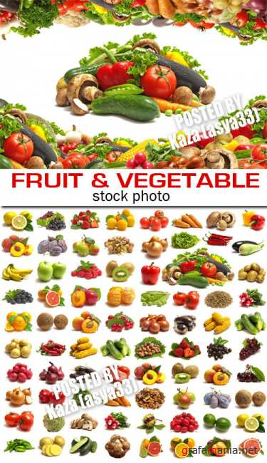 Fruit & vegetable 5