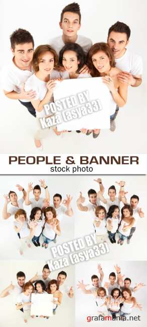 People group & banner 2