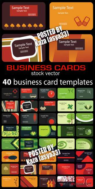 Business cards 22