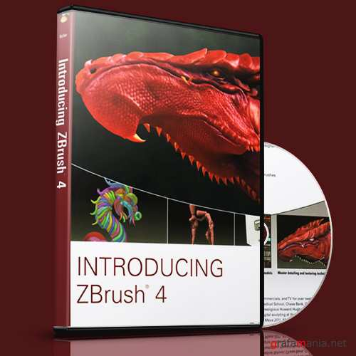 Introducing ZBrush 4 by Eric Keller + Project Files [2010, ENG]