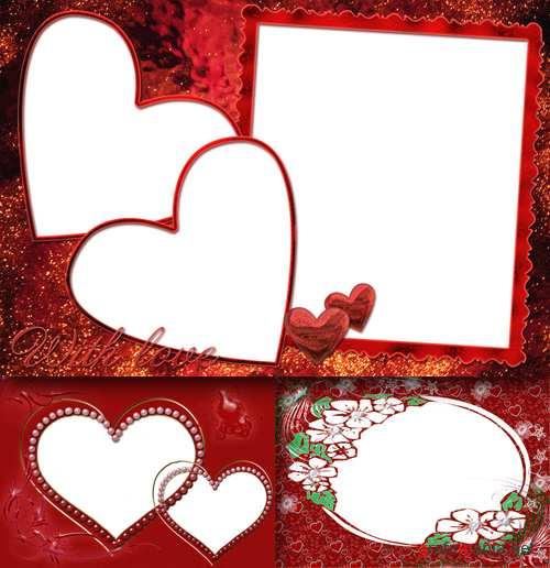 Photo Frame - With Love