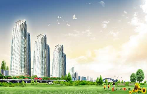 Sources - High-rise residential buildings