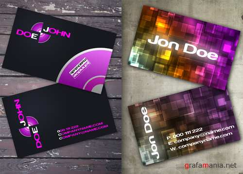 Business Card # 1