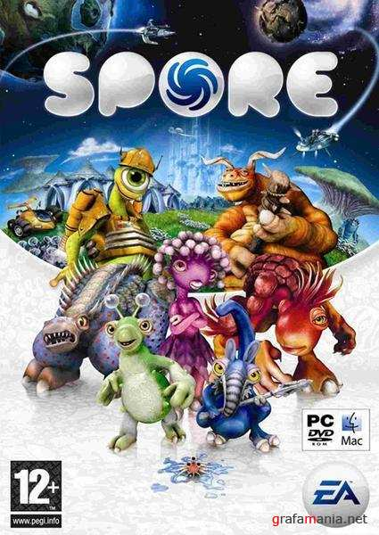 SPORE™ Anthology (2008 - 2010/Rus) RePack by SxSxL