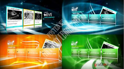 Business Showcase Project & Case Studies - Project for After Effects (Videohive)