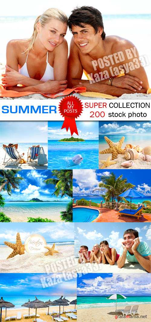 Super summer collection. All my posts