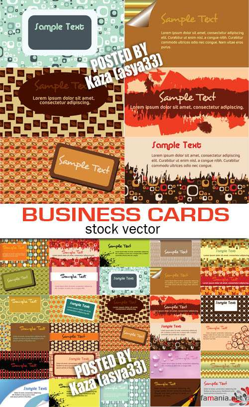 Business cards 24