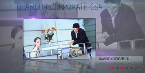Glamour Corporate CS4 - Project for After Effects (Videohive)