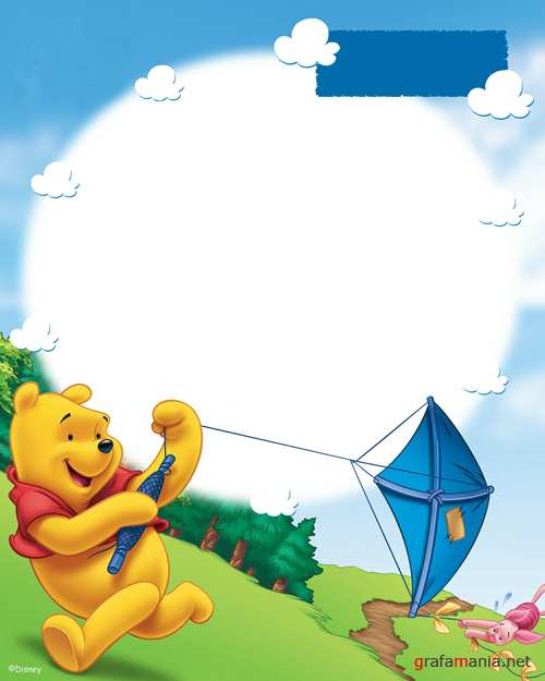 Photo Frame - Winnie