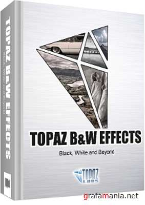 Topaz B&W Effects™ 1.0.0 для Adobe Photoshop