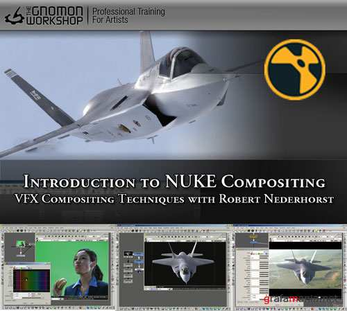 Gnomon Workshop: Introduction to NUKE Compositing (DVD 1)