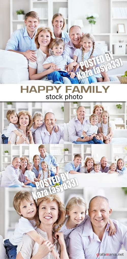 Happy family 8