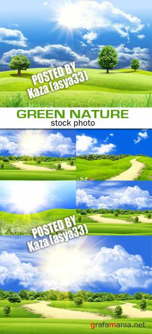 Green nature 11