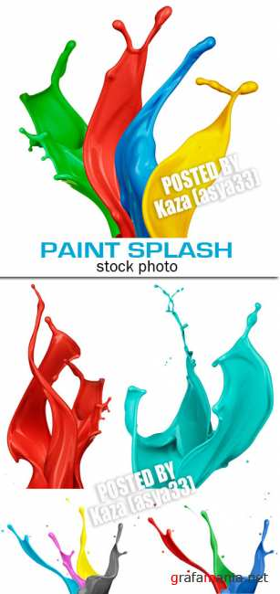 Paint splash 2
