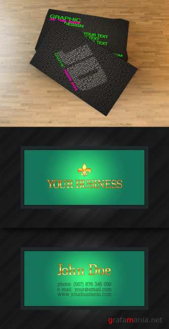 Business Card # 13