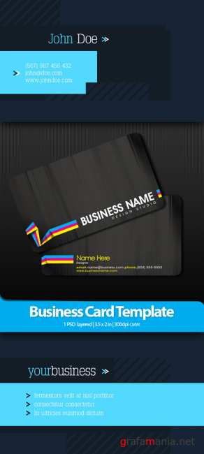Business Card # 16