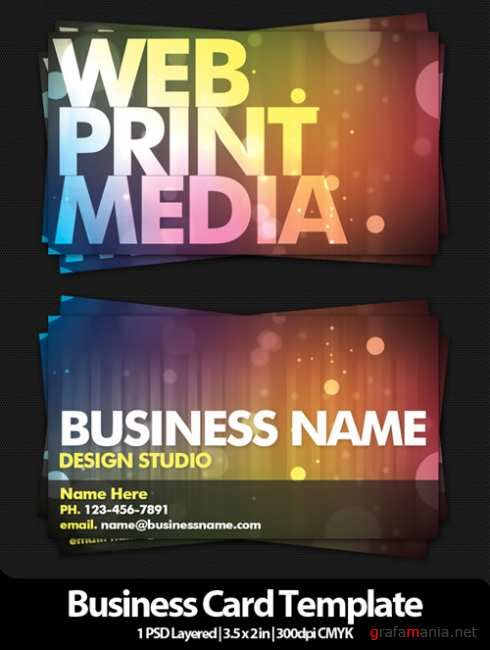 Business Card Design Studio