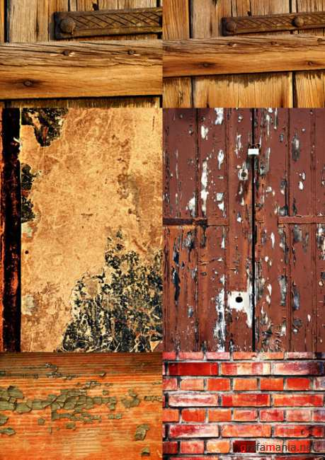 A set of old textures # 4