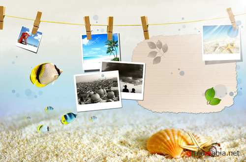 Sources - Pictures summer vacation
