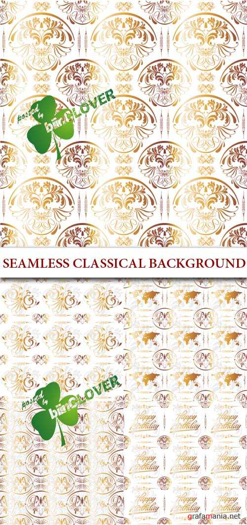 Seamless classical background