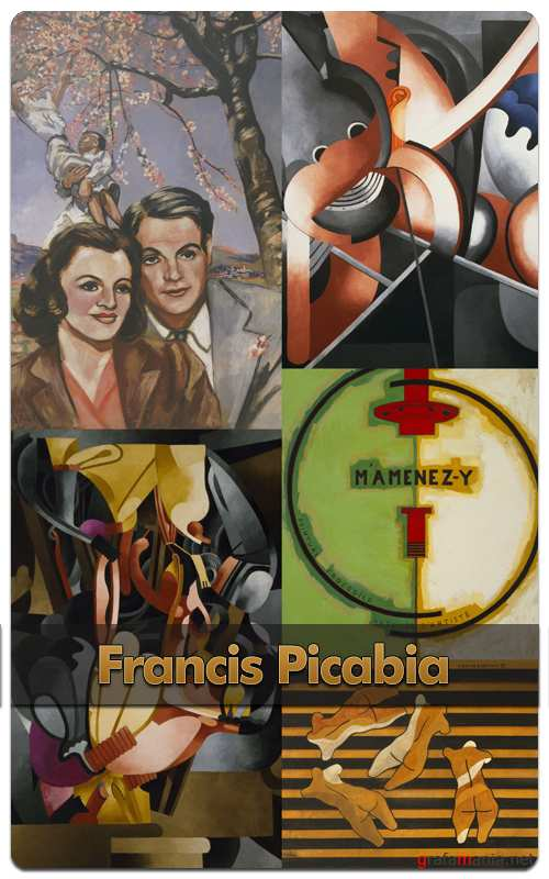 Modern Art - Francis Picabia