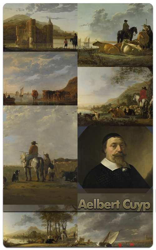 Worldwide Painting - Aelbert Cuyp