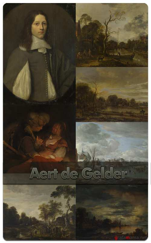 Worldwide Painting - Aert de Gelder