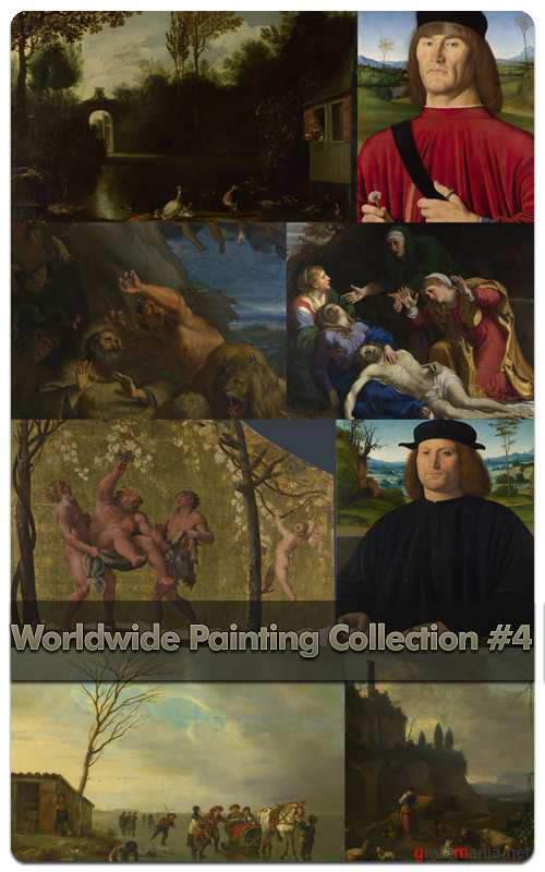 Worldwide Painting Collection #4