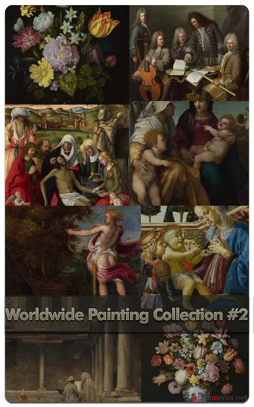 Worldwide Painting Collection #2