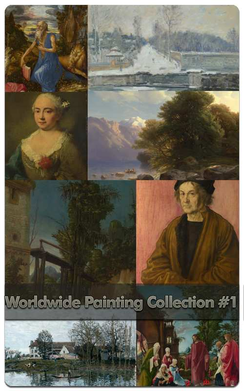 Worldwide Painting Collection #1