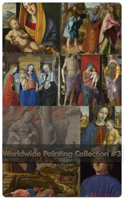 Worldwide Painting Collection #3