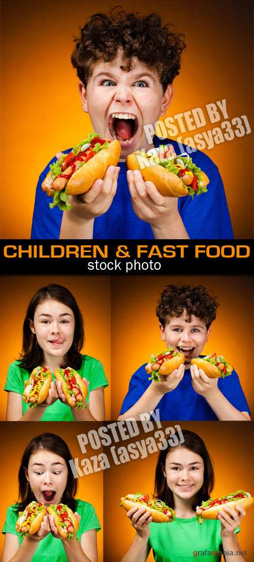 Children & fast food