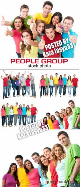 Young people group 2