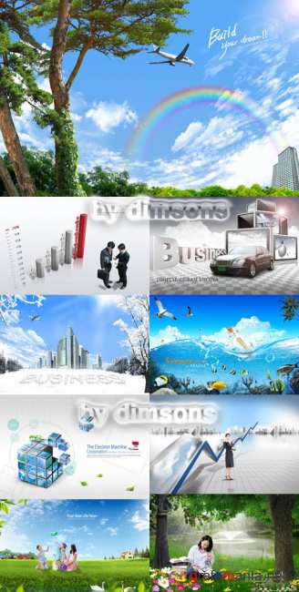 PSD source collection 2011 pack # 36