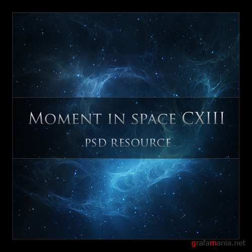 Moment in Space CXIII Psd
