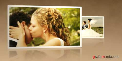 Wedding Particles Words - Project for After Effects (Videohive)