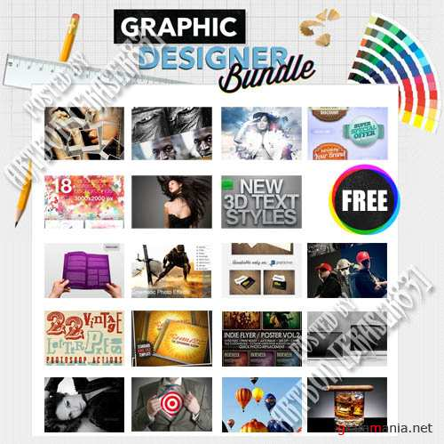Envato Graphic Designer Bundle