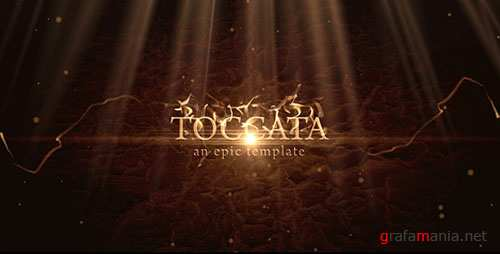 Toccata - Project for After Effects (Videohive)