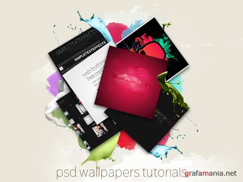 PSD Wallpapers
