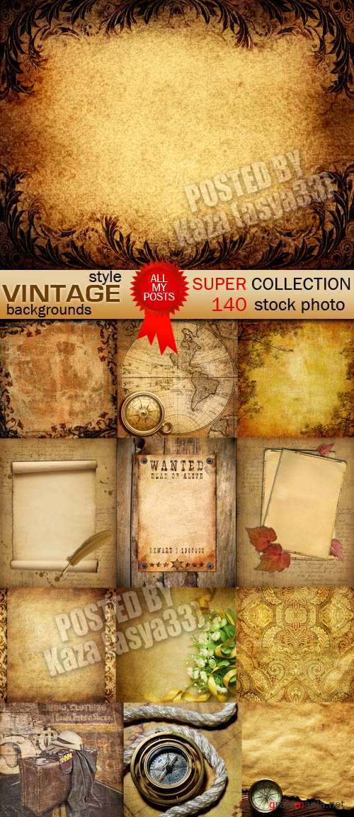 Super vintage backgrounds collection. All my posts