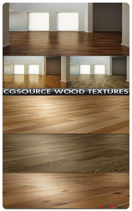 CG Source Wood Parquet & Wood Boards Textures AS
