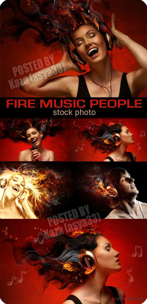 Fire music people
