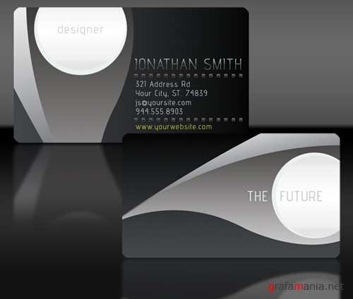 Business Card PSD Vol.3