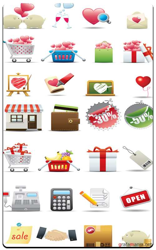Vector Stock - Icons Collection #2