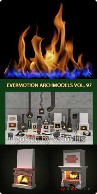 3 D - Evermotion Archmodels vol. 97