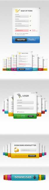 Web Forms - Sign Up