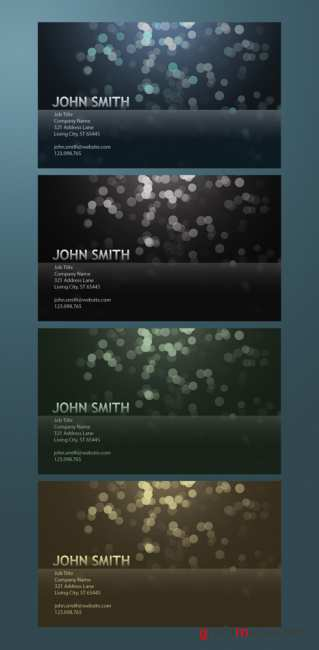 Free Business card Vol.7
