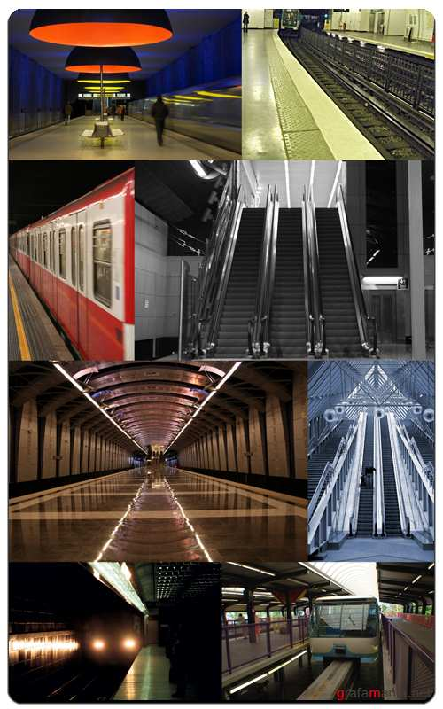 Subway - Profesional Photo Stock