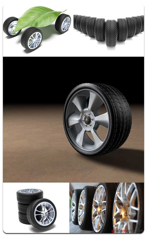 Tyre - Profesional Photo Stock